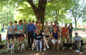 Second Annual Nittany Beagle Rescue Reunion